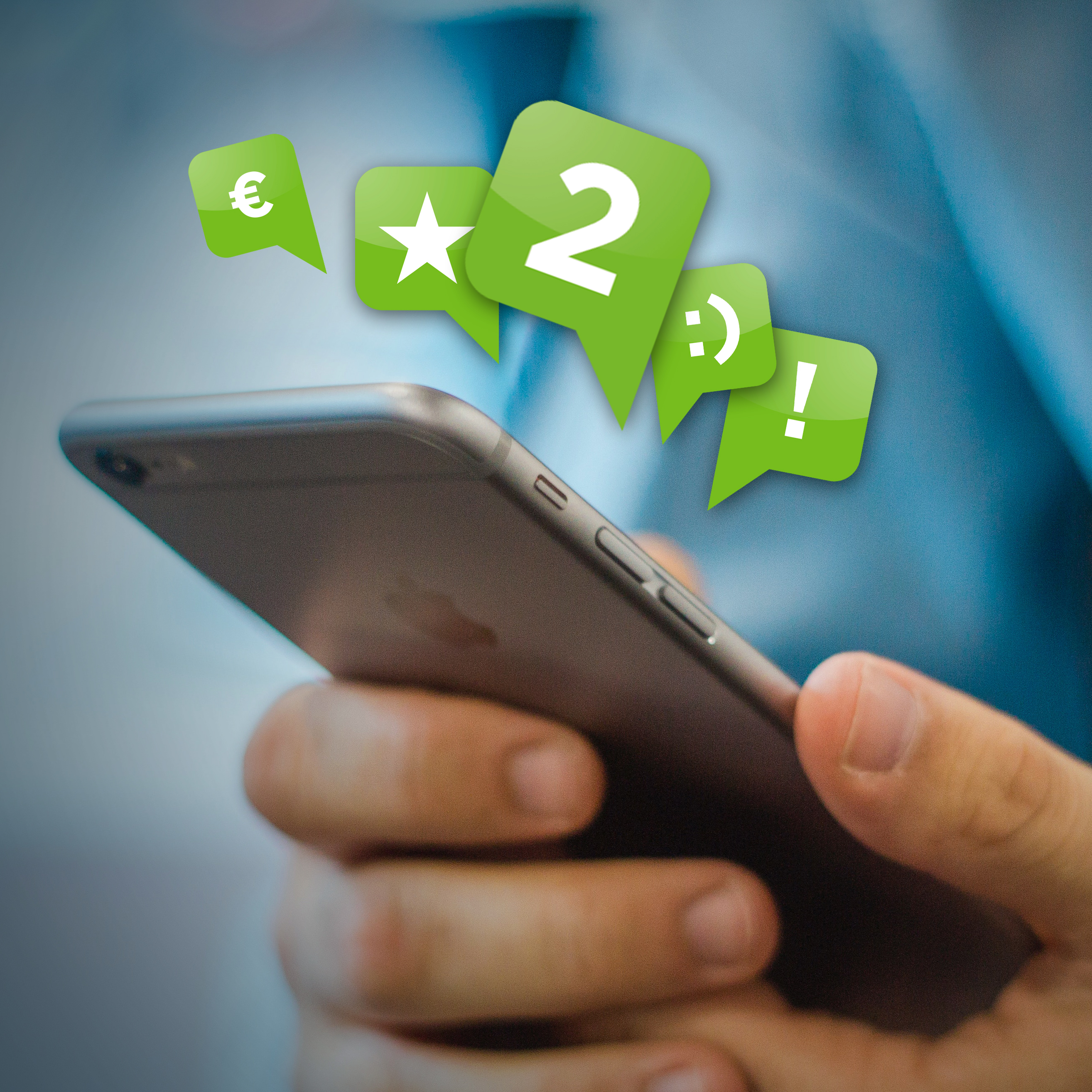 be2be sms marketing smartphone
